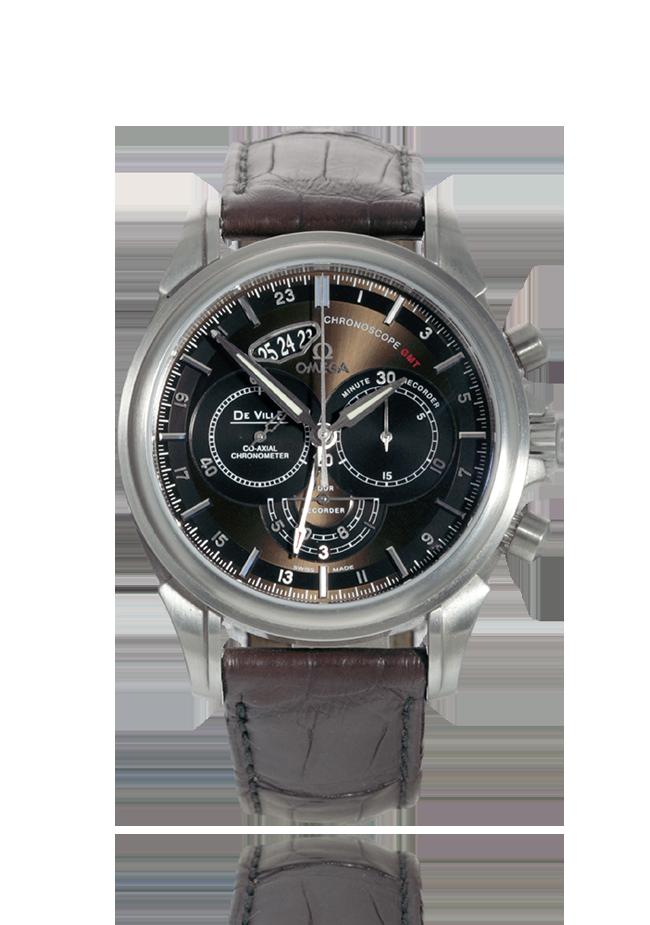 DeVille Chronoscope GMT