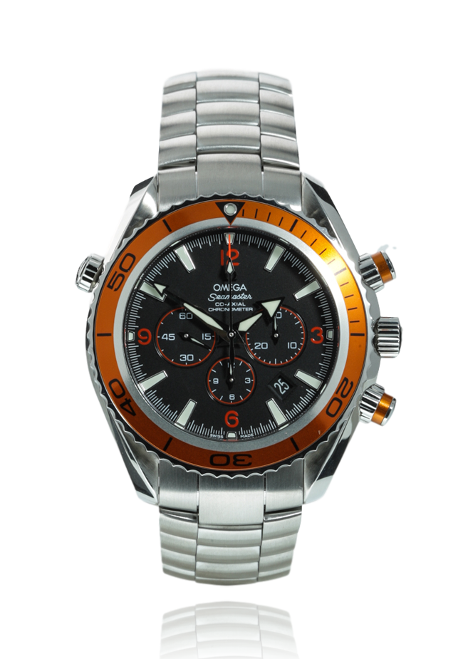 Seamaster Planet Ocean Chronograph