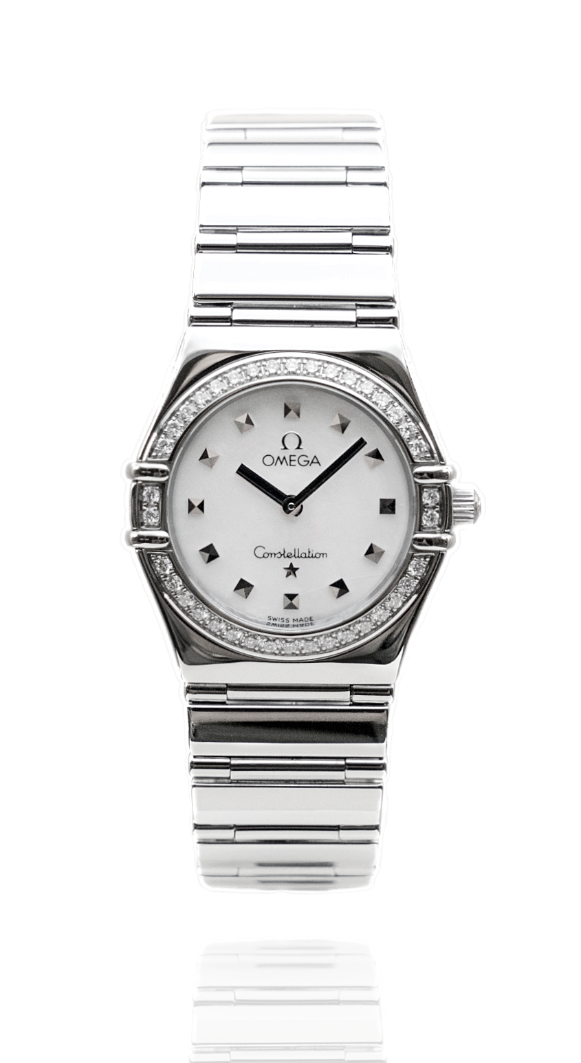 Omega Constellation 'My Choice'