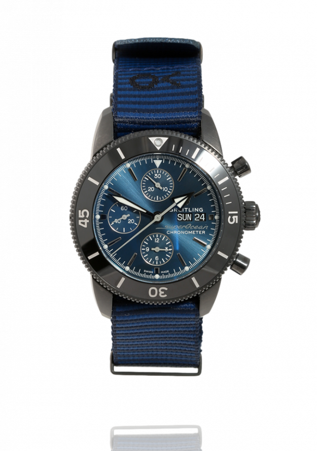 Superocean Heritage Chronograph Outerknown