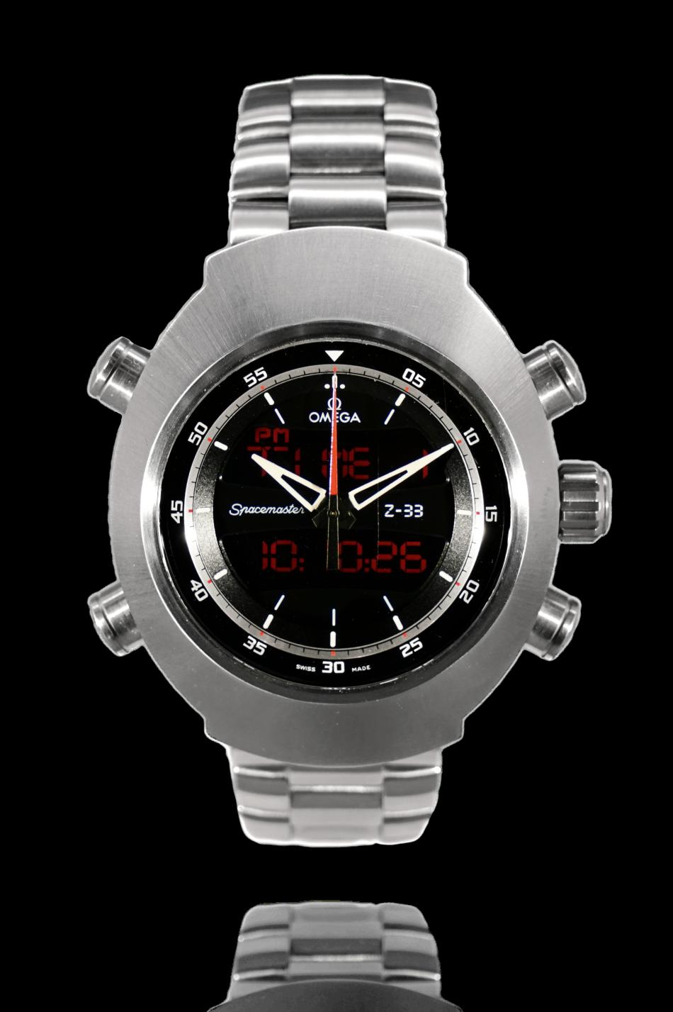 Omega Spacemaster Z33
